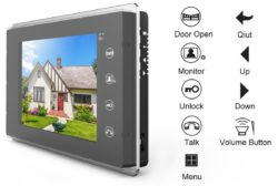 The 1byOne monitor has lots of features