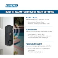 Connect BE469 Has Lots of Alarm Features