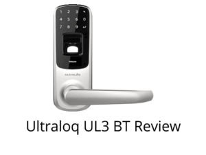 Ultraloq UL3 BT Review- A Feature Rich Smart Lock