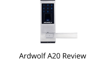 Ardwolf A20 Review- The Underdog of the Smart Lock World?