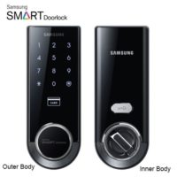 The Samsung Ezon comes with an outer body and inner body