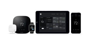 The Ecobee Works With Many Different Smart Devices