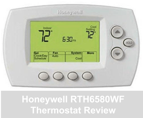 Welcome to My Review of the Click to open expanded view Honeywell RTH6580WF