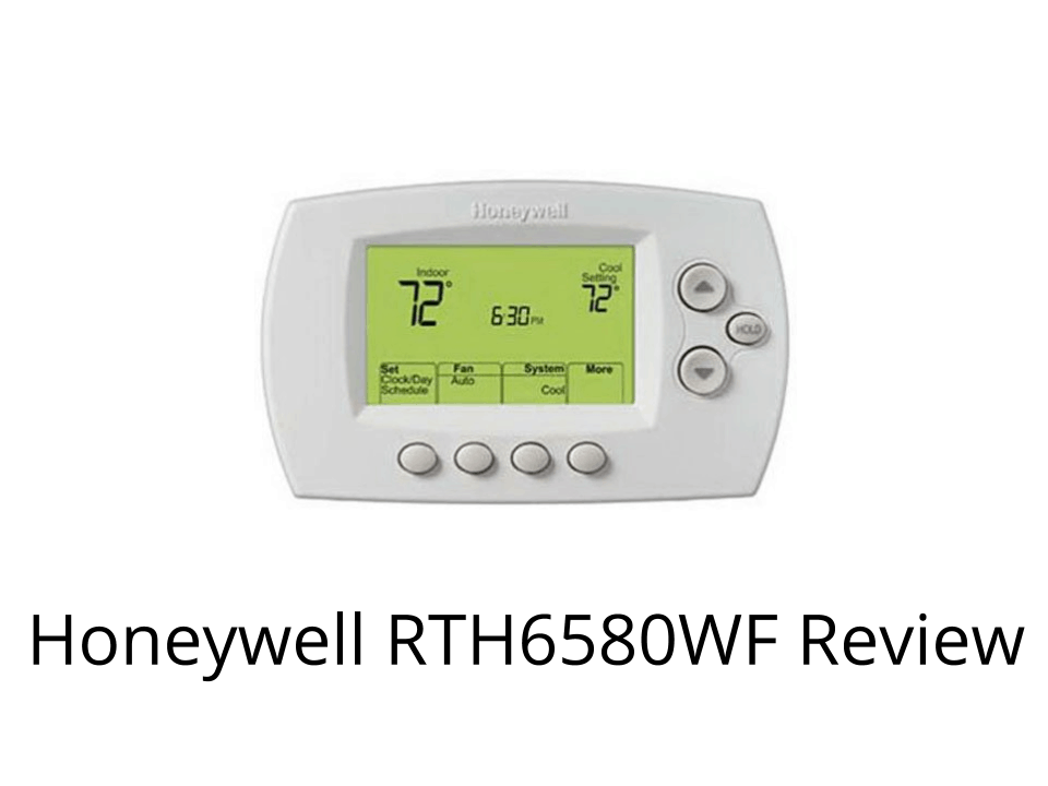 Honeywell RTH6580WF Review- The Best Value Smart Thermostat?!