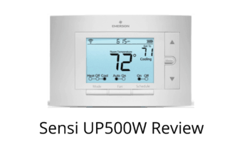 Sensi Smart Thermostat Review
