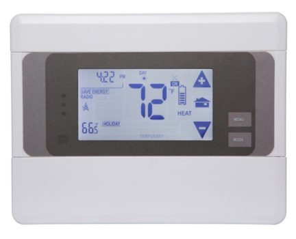 2Gig CT100 smart thermostat