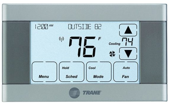 Trane XL624 Z-Wave Thermostat