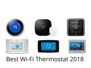 Best Wi-Fi Thermostat 2018