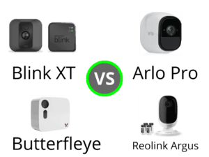 Blink XT vs Arlo Pro- Which Is Better?