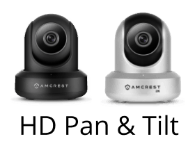 Amcrest Security Cameras- 26 Models Compared