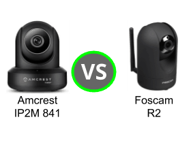 IP2M-841 vs Foscam R2