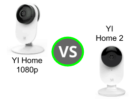 YI Home 1080p vs YI Home 2- Is It Time To Upgrade