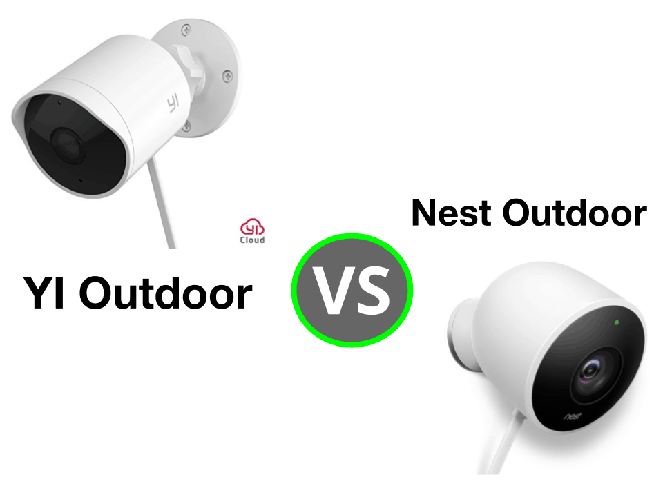 YI Outdoor Camera vs Nest Outdoor Camera – MySmartaHome