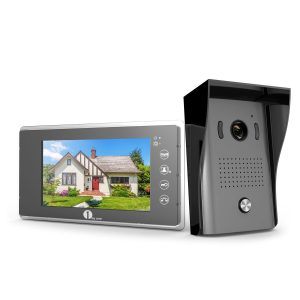 Video Doorbells with Monitor