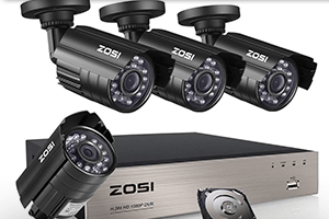15 Best Outdoor Wireless Security Camera System with DVRs & NVRs [Ranked]
