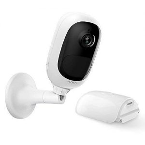 Battery Operated Wireless Outdoor Security Camera