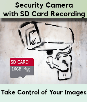 6 Best Security Cameras With SD Cards: Go Cloud Free