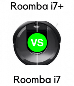 Roomba i7+ vs i7- Just How Identical Are These Twins?